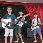 Sam, Angus & Alex